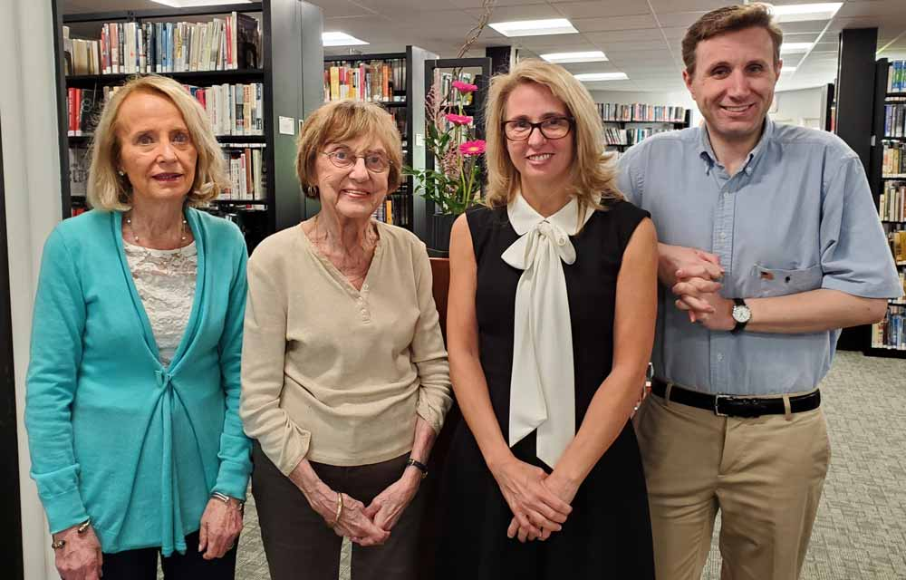 Pound Ridge Library Staff