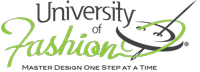 University of Fashion Logo