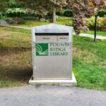 Pound Ridge Library Book Drop