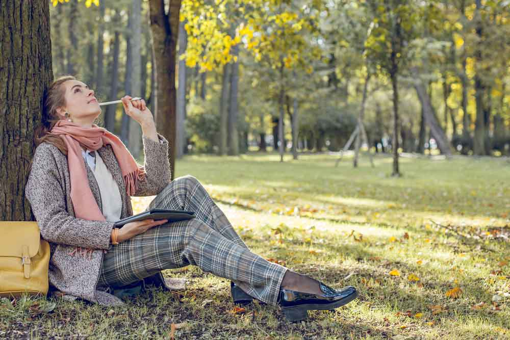 Adult Writing Inspiration