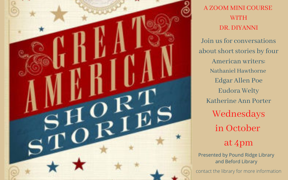 GREAT AMERICAN SHORT STORIES SILILOQUY
