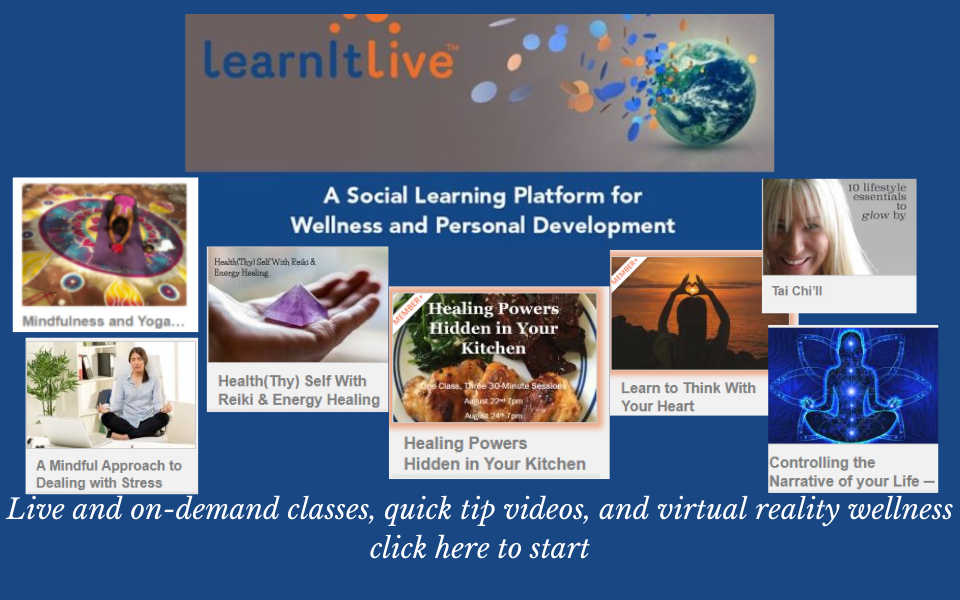 Learn it Live for website