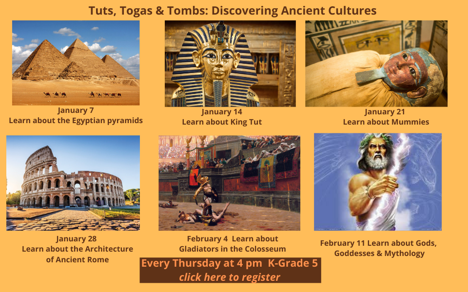 Tuts, Togas & Tombs_ Discovering Ancient Cultures Museums with Maritza for website