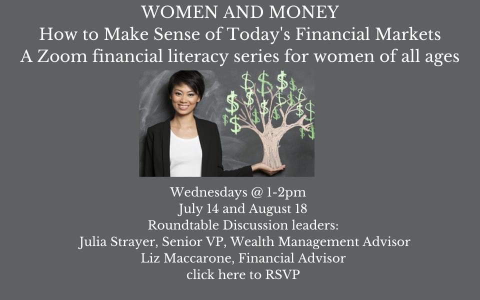 Women and Money sililoquy