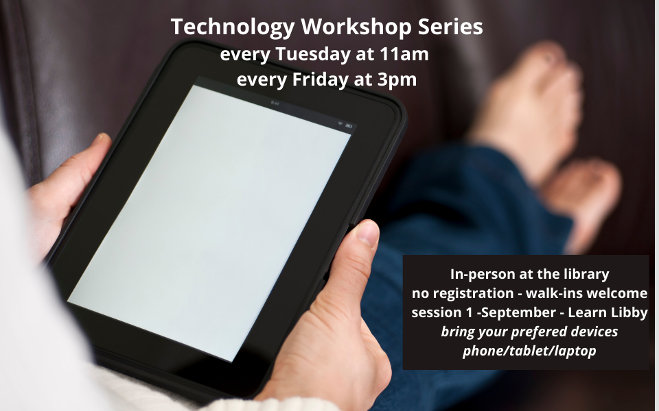 Technology Workshop Series
